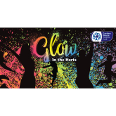 Get your glow on for Garden House Hospice Care with Colour UV Powder, foam, music and a whole lot of fun in a run!