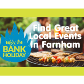 Your guide to things to do in Farnham – 25th May to 7th June