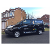 Booth Heating Solutions upgrade to new Zero Emission Van!