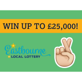 NOW! Win the lottery in Eastbourne