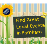 Your guide to things to do in Farnham – 8th June to 21st June