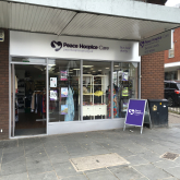 Peace Hospice Care Charity Shop Closed Due to Flooding
