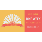 Bike week from 9th until 17th June 2018
