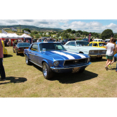 Muscle cars and more…   South West's largest classic American car show returns to Cofton  -  29 June to 01 July