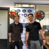 Tectonic Celebrate Apprentices Qualifying To Electrical Engineers