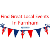 Your guide to things to do in Farnham – 22nd June to 5th July