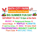 Big Summer Fun Day at Bath city farm