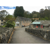 The Shops at Dartington-a haven of tranquility and history