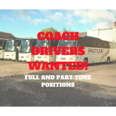 Coach Driver Jobs in Walsall