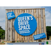 "Queen's Drive Space. ""A new exciting destination on Exmouth Seafront"""