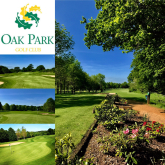 Event hospitality at Oak Park Golf Club