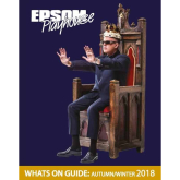 New Autumn Winter Brochure for Epsom Playhouse @epsomplayhouse #theatres