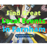 Your guide to things to do in Farnham – 3rd August to 16th August