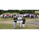 Devonshire Homes raises over £7,000 for Children's  Hospice South West at inaugural Golf Day