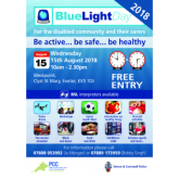 Devon Blue Light Day – Wednesday 15 August
