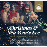 Organising the Christmas Do? Now's the time to get started with rooms and events at Kingswood Golf and Country Club @KingswoodGC