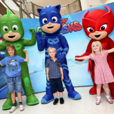 PJ Masks soar into Watford for some family fun