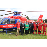 Devon Air Ambulance buys new helicopter- UPDATE