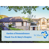 St. Mary's Hospice Garden of Remembrance