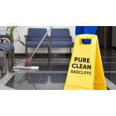 Time for a deep clean? Speak to Pure Clean!