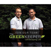 JOB: The Greenkeeper #Epsom need a landscaper @Thegreen_keeper