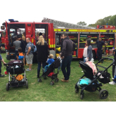 Emergency Services Day held at Hinchingbrooke Country Park - A great event.