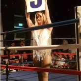 Duty Manager to Ring Girl