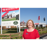 'Sales Consultant of the Year' Carol closes in on 25th Redrow anniversary