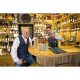 Gary tells us the inspiration behind Liquid Gold: Ashtead whisky emporium and bar.