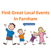 Your guide to things to do in Farnham – 14th September to 27th September