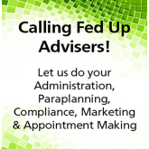 We're Recruiting Financial Advisers Who Are Fed Up!