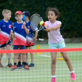 National charity serves up free tennis sessions in Watford