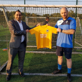 247 Cars Sponsors Lane Head Knights Under Nines Football Team