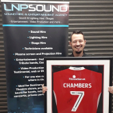 Walsall Football Club announce new partnership with LNP Sound