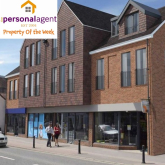 Property of the Week – Two Bedroom New Build Flat – Blenheim House - #Dorking #Surrey @PersonalAgentUK
