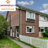 Letting of the Week – Two Bedroom Maisonette – Wimborne Close - #Epsom #Surrey @PersonalAgentUK
