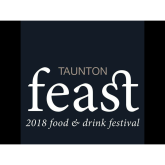 Guests enjoying Feast Taunton at The Castle Hotel