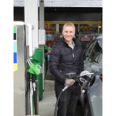 Devon-based GripHero rolls out world's first fuel nozzle-mounted anti-static hand-protection to forecourts across UK - BP Whitehouse Services in Okehampton becomes first forecourt to install GripHero