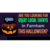 Your guide to things to do in Farnham – 12th October to 25th October
