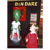 Appeal for memorabilia to commemorate Dan Dare's creator and illustrator @BourneHallEwell @Spaceshipaway