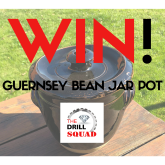 WIN A HANDMADE BEAN JAR POT COURTESY OF THE DRILL SQUAD