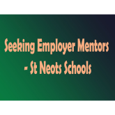 Seeking Employer Mentors - St Neots Schools