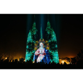 The Cathedral Illuminated Returns Bringing 'Peace on Earth' to Lichfield and beyond
