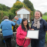 Hednesford Park scoops Britain in Bloom award