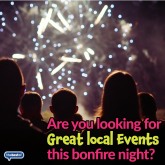 Fireworks and Bonfires taking place in and around Sudbury 2018