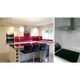 Free Fitting on Splashbacks booked before end of October with Lister Glass