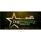 Congratulations Pawprints - they have gone and won the DogFriendly Award for the Best Kennel in the UK!