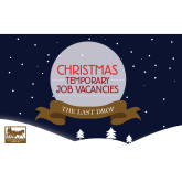 Christmas Seasonal Jobs available at The Last Drop Village Hotel & Spa