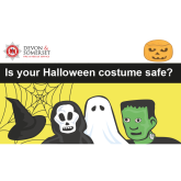 Take care when buying children's costumes this Halloween