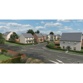 BUYERS EAGER TO PUT DOWN ROOTS AT THE WOODLANDS IN DINAS POWYS